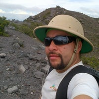 Photo taken at Crater volcan de izalco by Benjamin M. on 7/13/2013