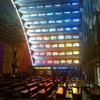 Photo taken at Iglesia El Rosario by Benjamin M. on 3/16/2013