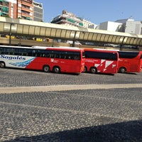 Photo taken at Estació d'autobusos Barcelona Nord by Пользователь Н. on 7/24/2013
