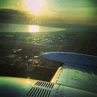 Photo taken at Cherry Capital Airport (TVC) by Robert E. on 7/18/2013