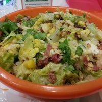 Photo taken at Just Salad by Carla B. on 1/31/2013