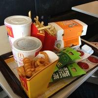 Photo taken at McDonald's / McCafé by Bek E. on 2/13/2013