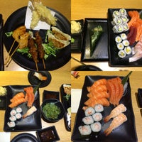 Photo taken at Ai Sushi by Kenneth C. on 11/10/2015