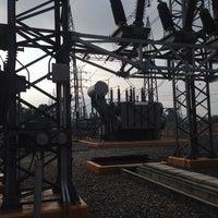Photo taken at Subestacion Santo tomas by Melqui P. on 5/14/2014