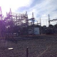 Photo taken at Subestacion Santo tomas by Melqui P. on 12/10/2013