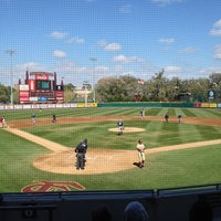 Photo taken at Dick Howser Stadium - Mike Martin Field by Ryan F. on 3/3/2013