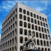 Photo taken at I.I.S. Leon Battista Alberti by Claudia M. on 1/22/2013