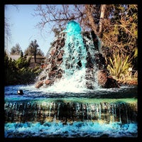 Photo taken at Sherman Oaks Castle Park by Jason B. on 3/22/2013