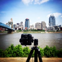 Photo taken at George Rogers Clark Park by Jason B. on 6/18/2015