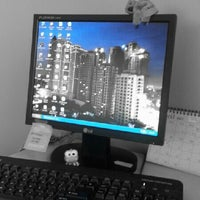 Photo taken at Unit 8d Eastwood Lafayette Tower 2 by Anne M. on 4/12/2013