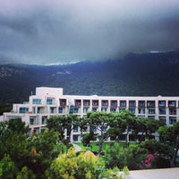 Photo taken at Rixos Sungate by Анатолий TollMC77 Я. on 5/8/2013
