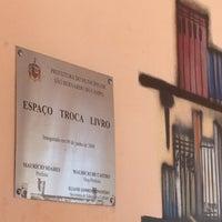 Photo taken at Espaço Troca Livro by Domingos M. on 7/2/2016