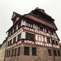 Das Foto wurde bei Albrecht-Dürer-Haus von 주열 박. am 12/24/2017 aufgenommen