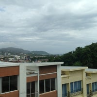 Photo taken at Villareal Heights, Phuket by Lucy B. on 8/11/2013