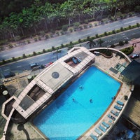 Photo taken at Four Points by Sheraton Shenzhen by ZM Y. on 7/4/2013