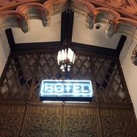 Снимок сделан в Ace Hotel Downtown Los Angeles пользователем Melody L. 10/12/2014