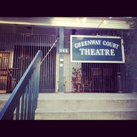Photo taken at Greenway Arts Alliance / Greenway Court Theatre by Melody L. on 10/14/2012
