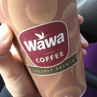 Photo taken at Wawa by Courtney I. on 3/2/2013