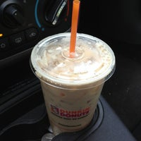 Photo taken at Dunkin Donuts by Courtney I. on 5/15/2013