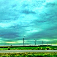 Photo taken at Meadow Lake Wind Farm by 🌺Chalene B. on 7/26/2013