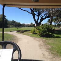 Photo taken at Briar Bay Golf Course by Alexander R. on 2/17/2014