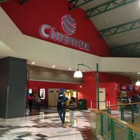 Photo taken at Cinemex by Led F. on 6/6/2013