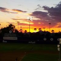 Photo taken at Hi Corbett Field by Pete R. on 3/14/2015
