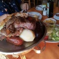 Photo taken at Restaurant 4 Puntos by Juan F. on 4/25/2013