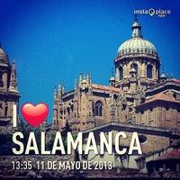Photo prise au Catedral de Salamanca par Eduardo B. le5/11/2013