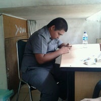 Photo taken at Badan Pertanahan Nasional Kantor Pertanahan Kota Medan by Padlee G. on 1/14/2013