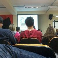 Photo taken at Faculdades Santa Cruz (INOVE) by Murilo A. on 4/5/2014