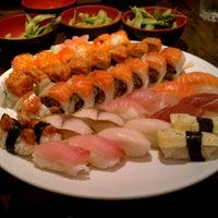 Photo taken at Sushi Para II by Anthony C. on 6/3/2013