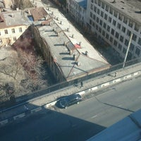 Photo taken at Строгановский Мост by Жека К. on 3/7/2013