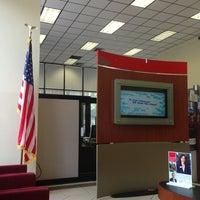Photo taken at Bank of America by Dasha R. on 4/9/2013
