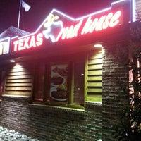 Photo taken at Texas Roadhouse by Bob Z. on 7/7/2013