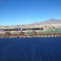 Photo taken at Sunland Park Racetrack & Casino by David V. on 1/20/2013