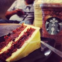 Photo taken at Starbucks by Vikines G. on 2/16/2013