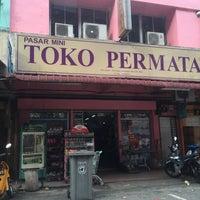 Photo taken at Pasar Mini Toko Permata by Syafiq Z. on 12/15/2015