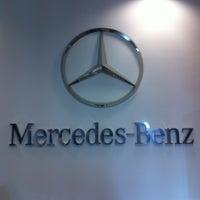 Photo taken at Автосалон Mercedes-Benz by Sergey K. on 4/12/2013