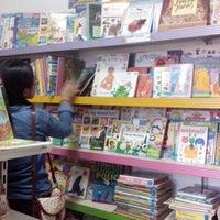 Photo taken at Toko Buku 'Books' semarang by Maya R. on 8/1/2013
