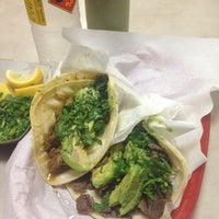 Photo taken at Super Taqueria by Paul B. on 3/30/2013