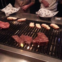 Photo taken at Gaslamp Strip Club Restaurant by Nilson P. on 6/9/2013