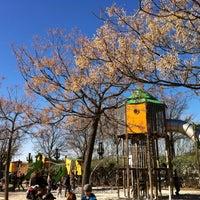 Photo taken at parque infantil parque garcía lorca by Pablo d. on 1/2/2015
