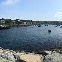 Photo taken at Rockport Harbor by R on 7/29/2016
