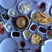 Photo taken at Manzara Restaurant by Mehmet T. on 6/23/2013