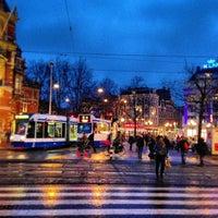 Photo taken at Leidseplein by Retinaphunk U. on 3/15/2013