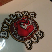 Photo taken at The Bulldog Pub by Michelle S. on 12/7/2012