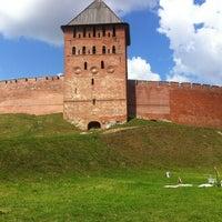 Das Foto wurde bei Novgorod Kremlin von Pavel I. am 7/7/2013 aufgenommen
