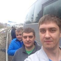 Photo taken at Пост Полиции by Roman S. on 3/21/2015
