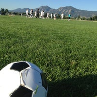 Photo taken at Pleasant View Sports Complex by John C. on 8/10/2013
